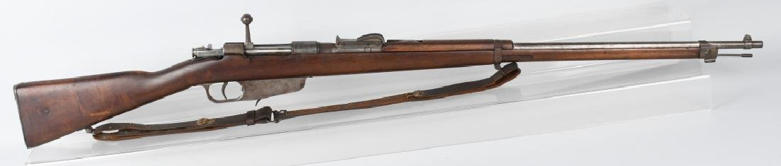 ITALIAN MODEL 1891 CARCANO 6.5mm BOLT RIFLE