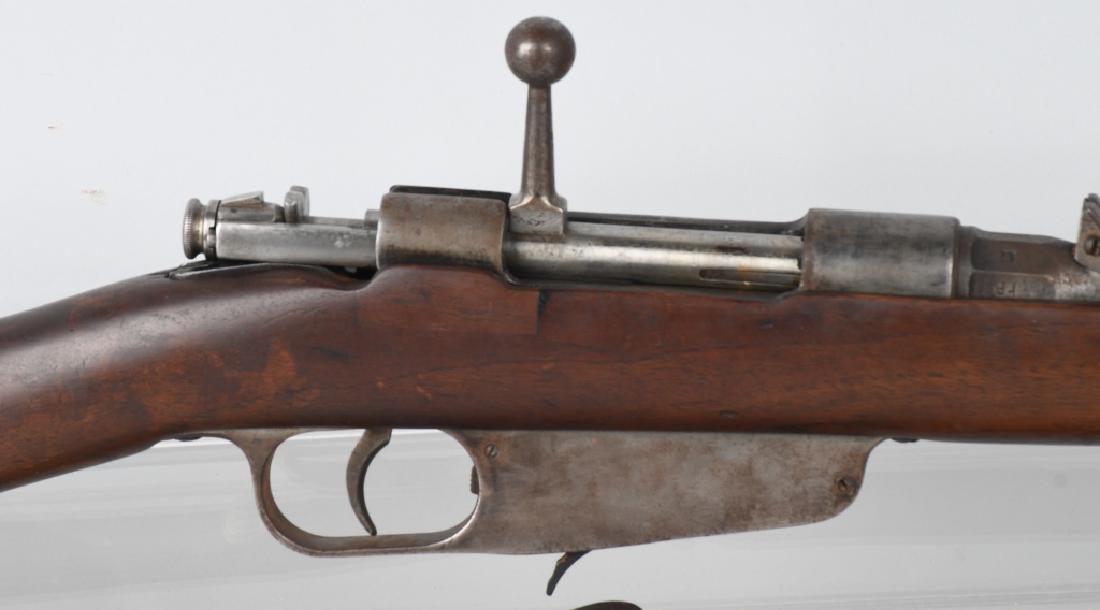 ITALIAN MODEL 1891 CARCANO 6.5mm BOLT RIFLE - 2