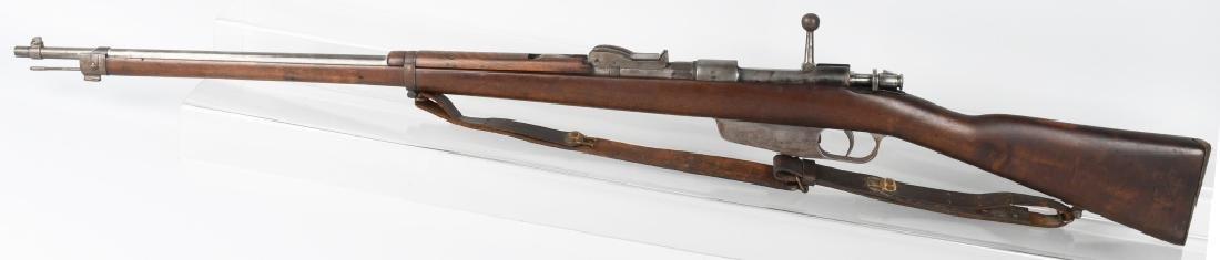 ITALIAN MODEL 1891 CARCANO 6.5mm BOLT RIFLE - 5