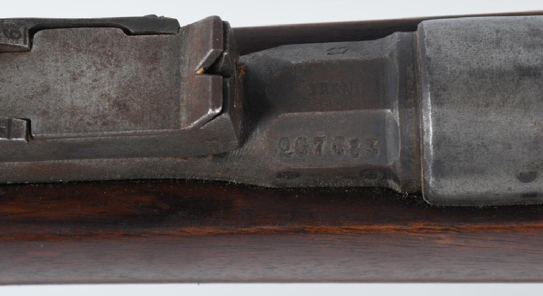 ITALIAN MODEL 1891 CARCANO 6.5mm BOLT RIFLE - 9