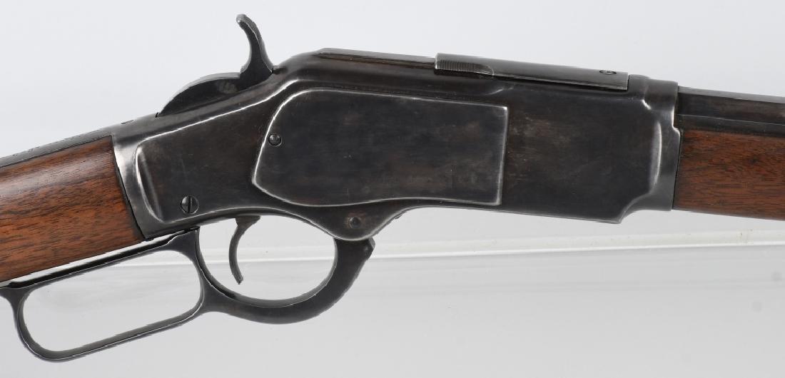 WINCHESTER MODEL 1873, .22 SHORT RIFLE MFG 1889 73 - 2