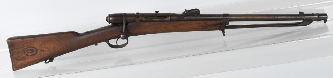 ITALIAN VETTERLI MODEL 1870, 10.4mm CARBINE
