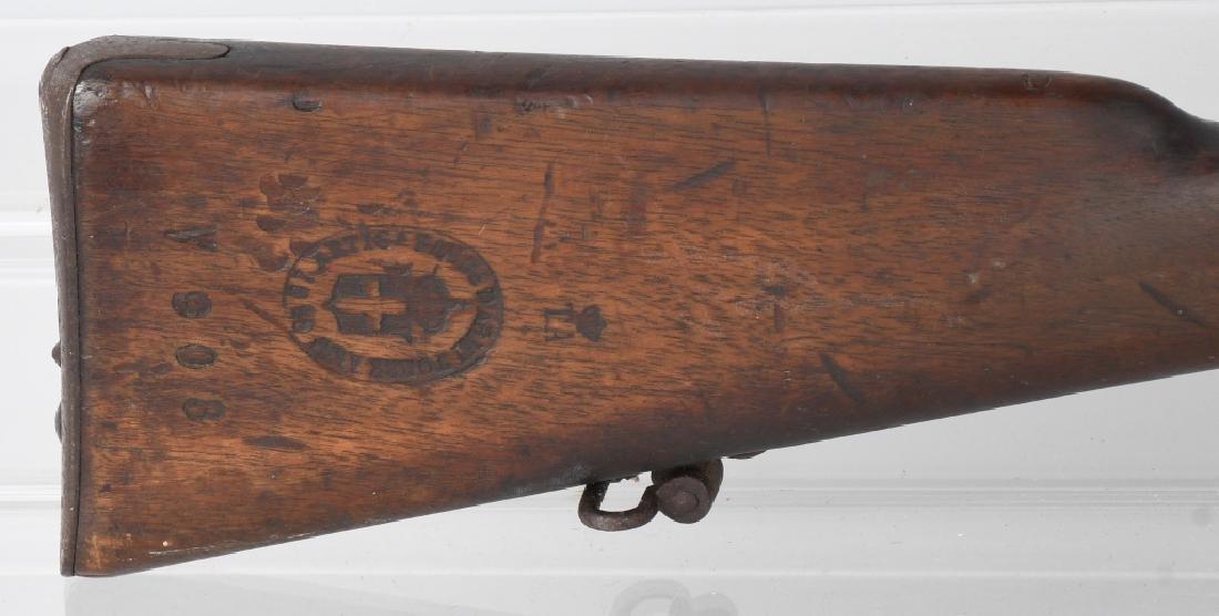 ITALIAN VETTERLI MODEL 1870, 10.4mm CARBINE - 3