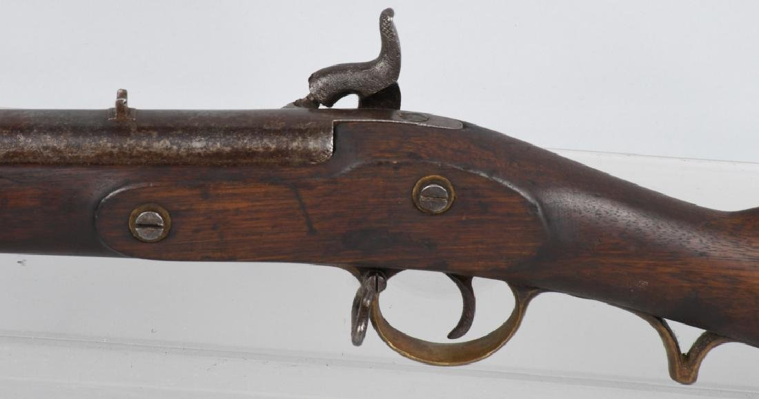 BRITISH PATTERN 1842 EAST INDIA .75 MUSKET - 7