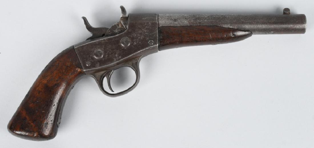 REMINGTON MODEL 1867 .50 ROLLING BLOCK PISTOL