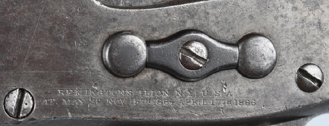 REMINGTON MODEL 1867 .50 ROLLING BLOCK PISTOL - 5