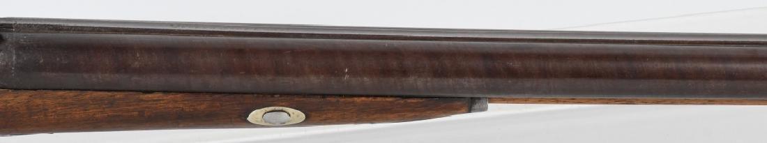 J. MANTON LONDON SxS 12 GA. PERCUSSION SHOTGUN - 4