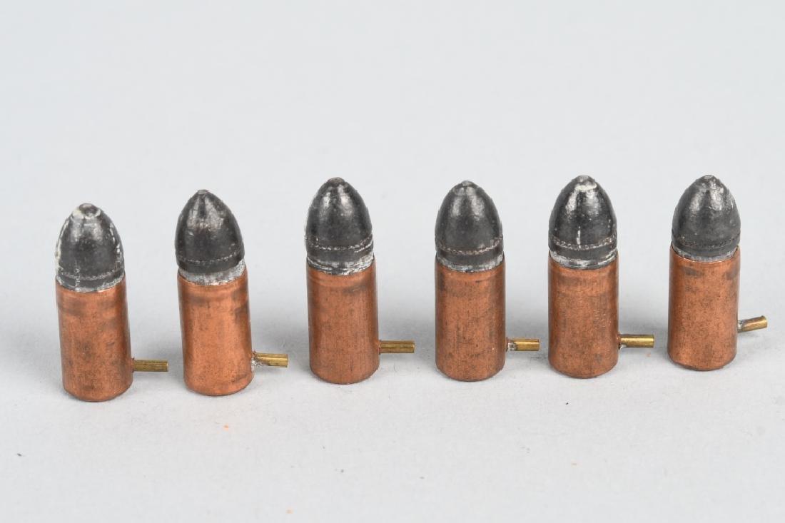 ANTIQUE LeFAUCHEUX TYPE 7mm PIN FIRE w/ CASE - 6