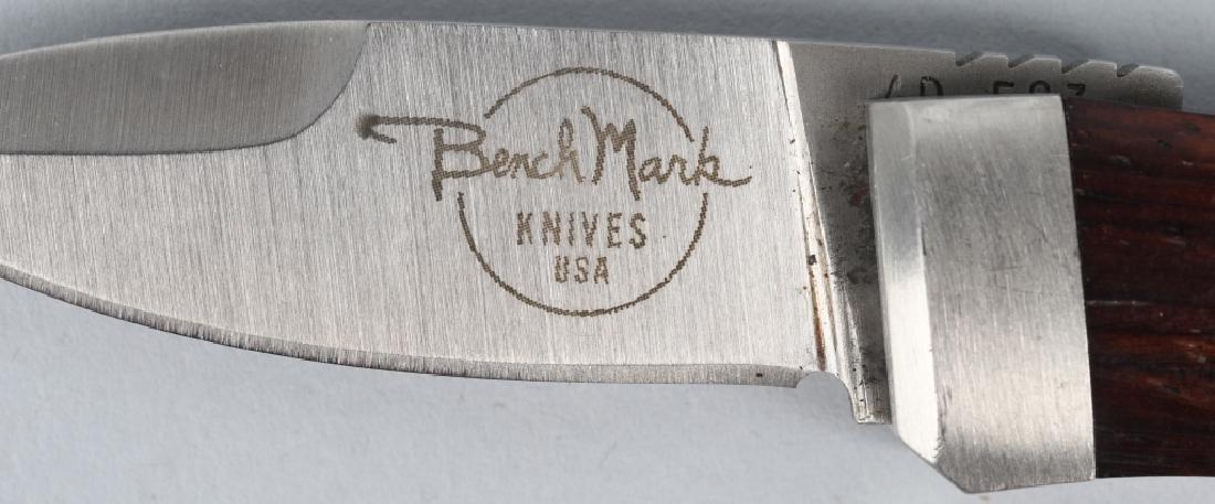 2 BENCHMARK ROLLER KNIVES - 5