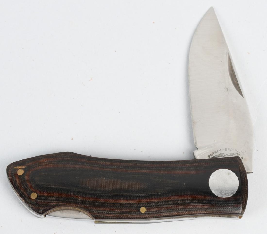 4 - VINTAGE POCKET KNIVES AL-MAR, KENT, PARKER etc - 2