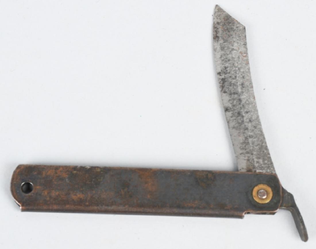 4 - VINTAGE POCKET KNIVES AL-MAR, KENT, PARKER etc - 4