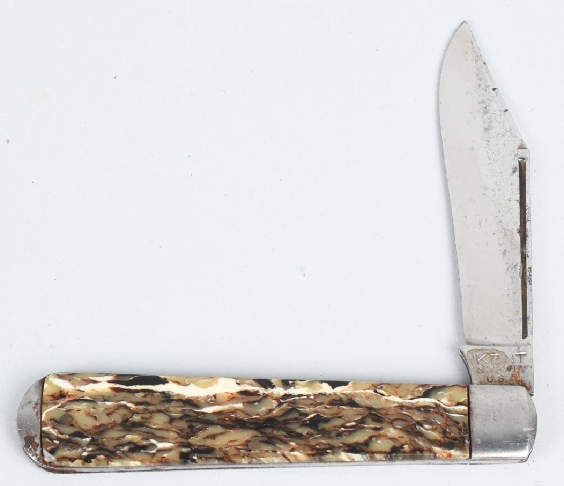 4 - VINTAGE POCKET KNIVES AL-MAR, KENT, PARKER etc - 8