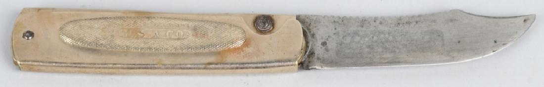 2 Pocket Knives Marbles & Robeson / Camillus - 2