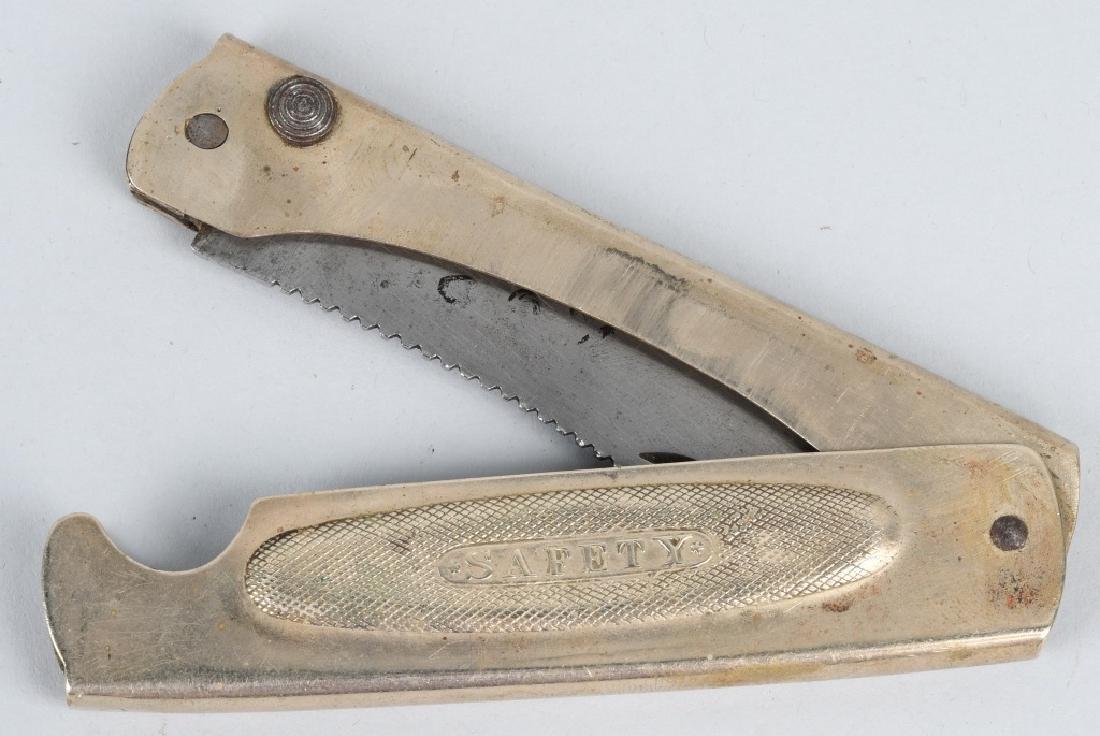 2 Pocket Knives Marbles & Robeson / Camillus - 4