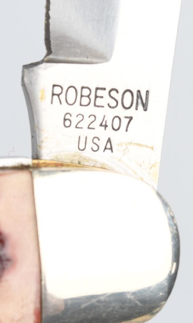 2 Pocket Knives Marbles & Robeson / Camillus - 6