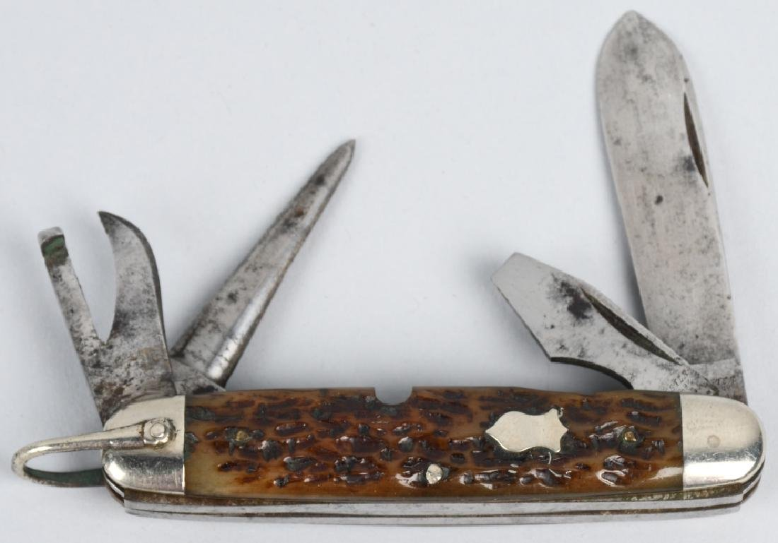 WINCHESTER UTILITY KNIFE 1919 - 1942 USA