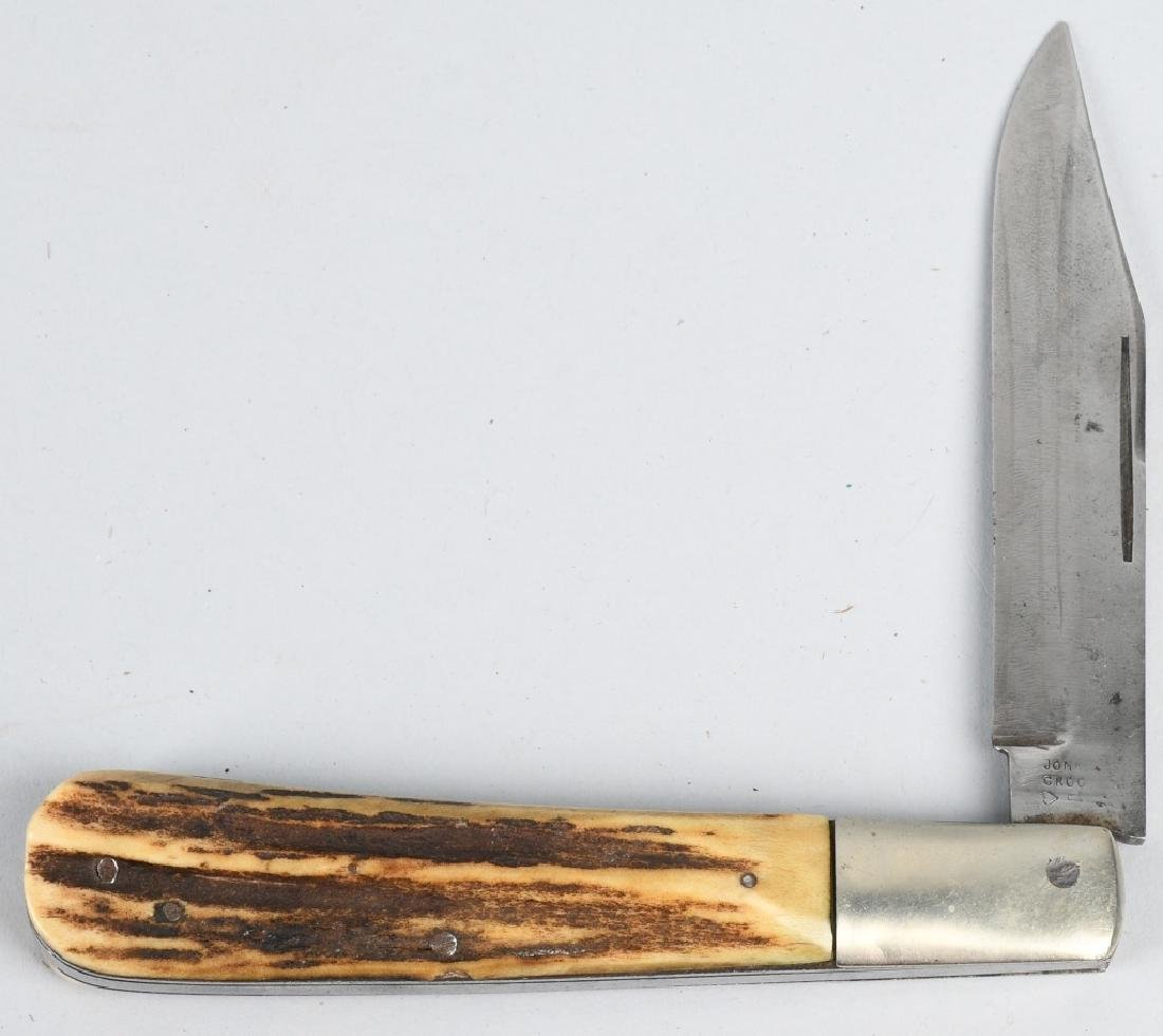 4 - POCKET KNIVES JONA CROO, BALDWIN, WOSTENHOLM - 2