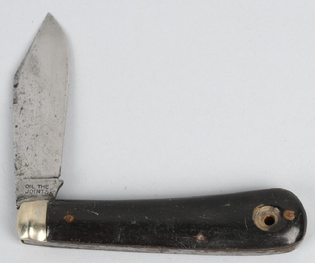 4 - POCKET KNIVES JONA CROO, BALDWIN, WOSTENHOLM - 6