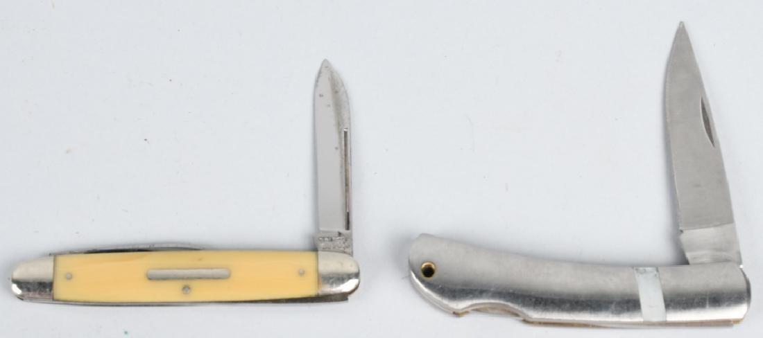 4 - POCKET KNIVES JONA CROO, BALDWIN, WOSTENHOLM - 8