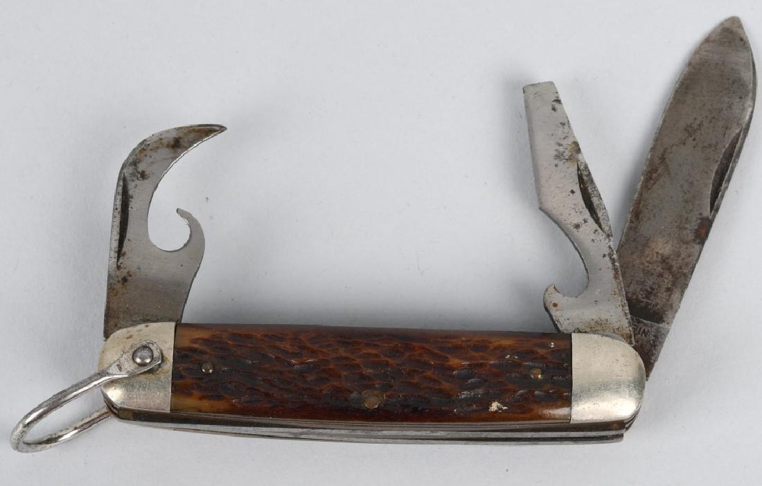 2- VINTAGE CAMILLUS KNIVES TOENAIL & UTILITY - 6