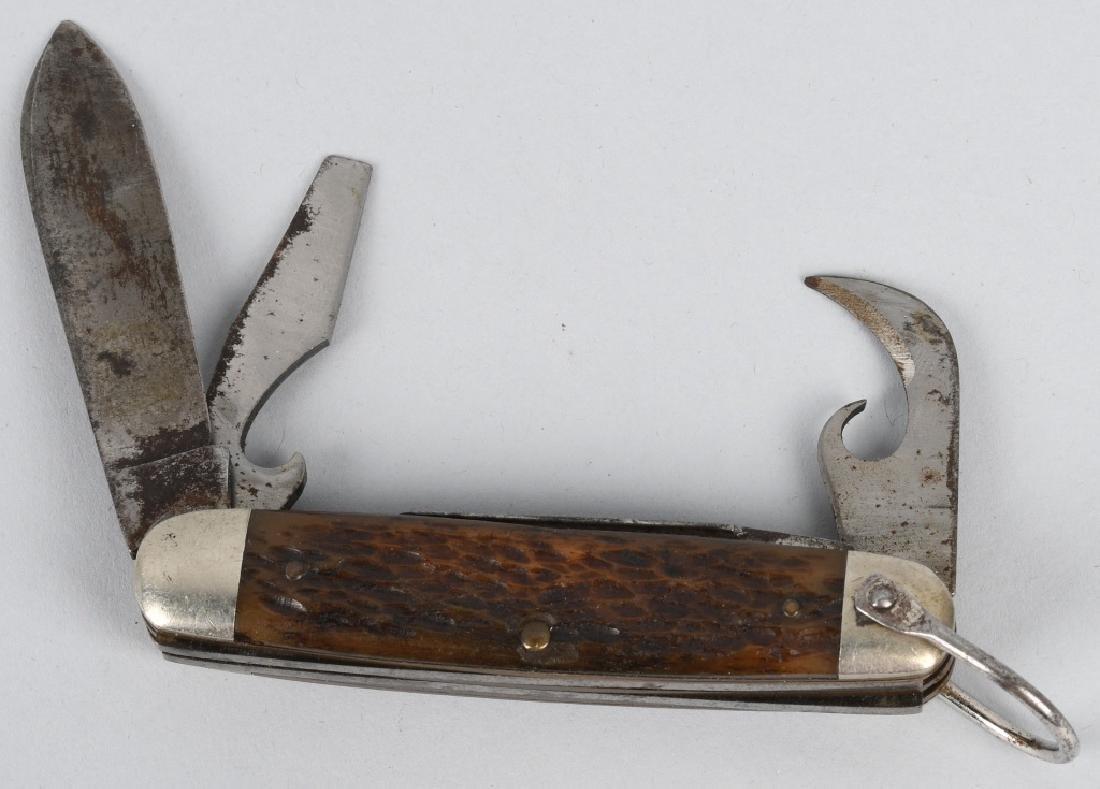 2- VINTAGE CAMILLUS KNIVES TOENAIL & UTILITY - 7