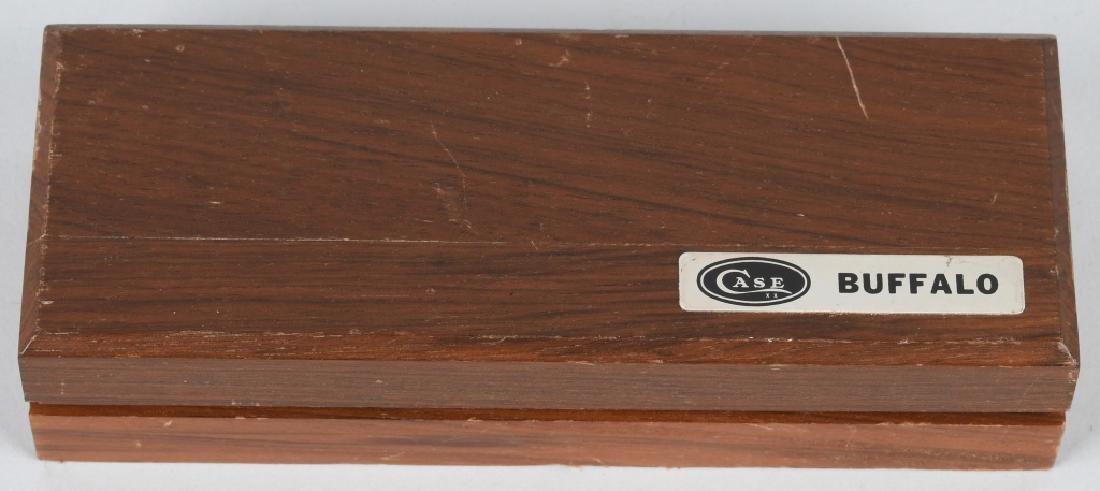 CASE XX BUFFALO KNIFE 1973 - 5