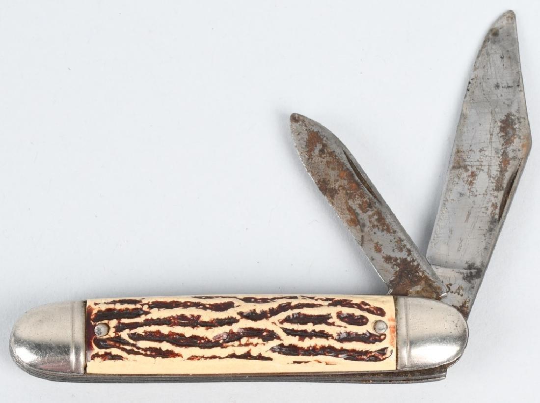 4 - FOLDING KNIVES KING FROST etc... - 8