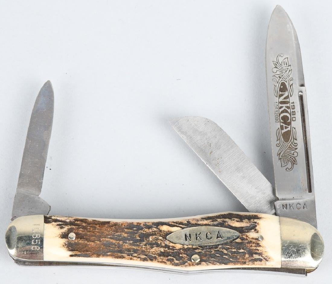 2- NKC & DA + NKCA LIMITED EDITION KNIVES - 4