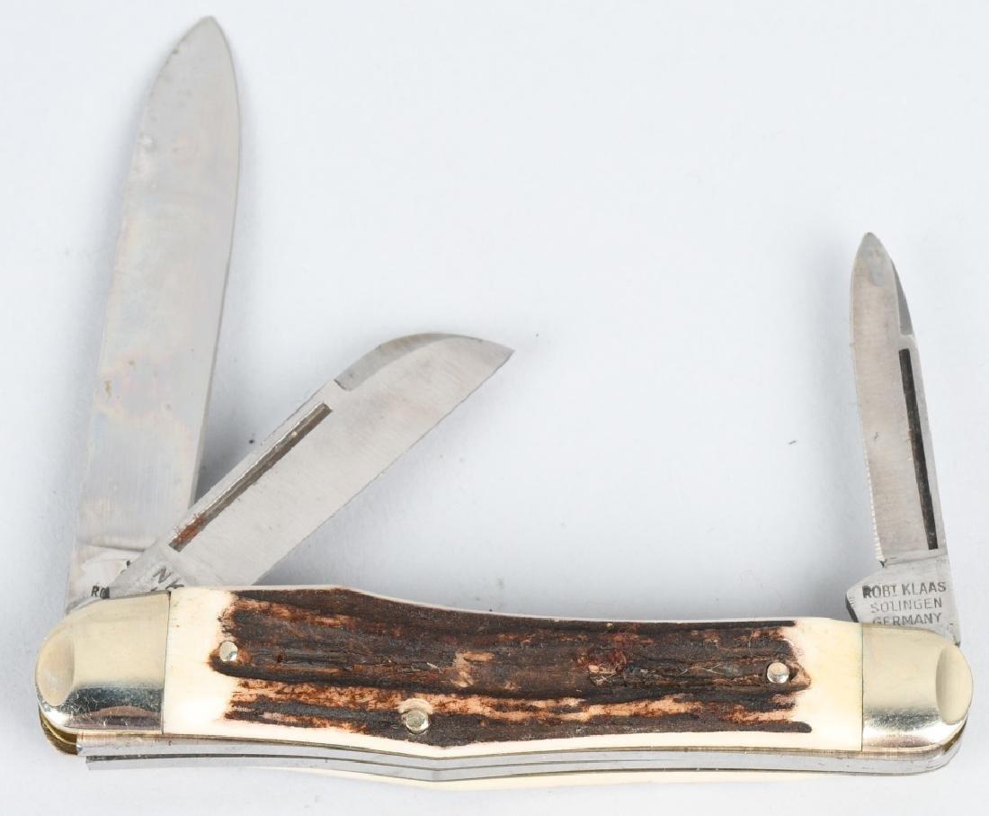 2- NKC & DA + NKCA LIMITED EDITION KNIVES - 5
