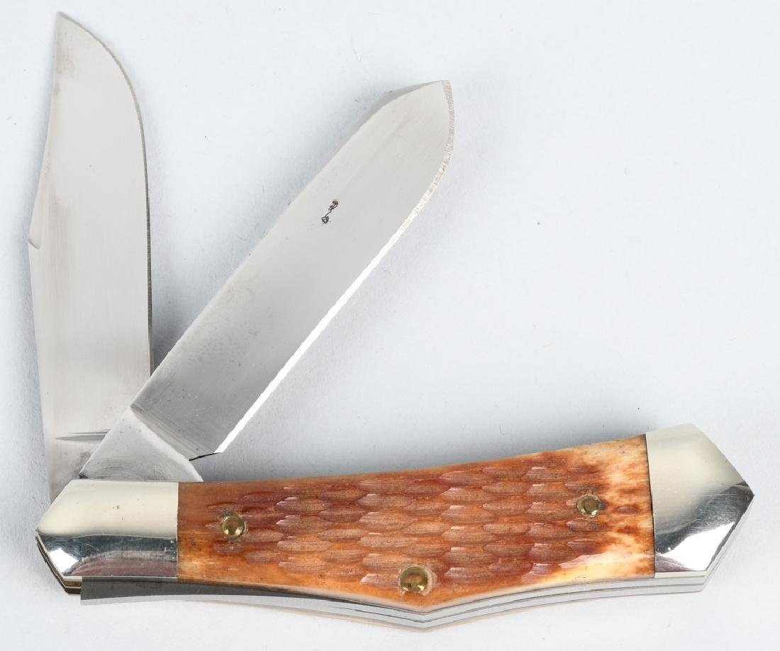 2- CUSTOM CRIPPLE CREEK KNIVES LIM ED - 7
