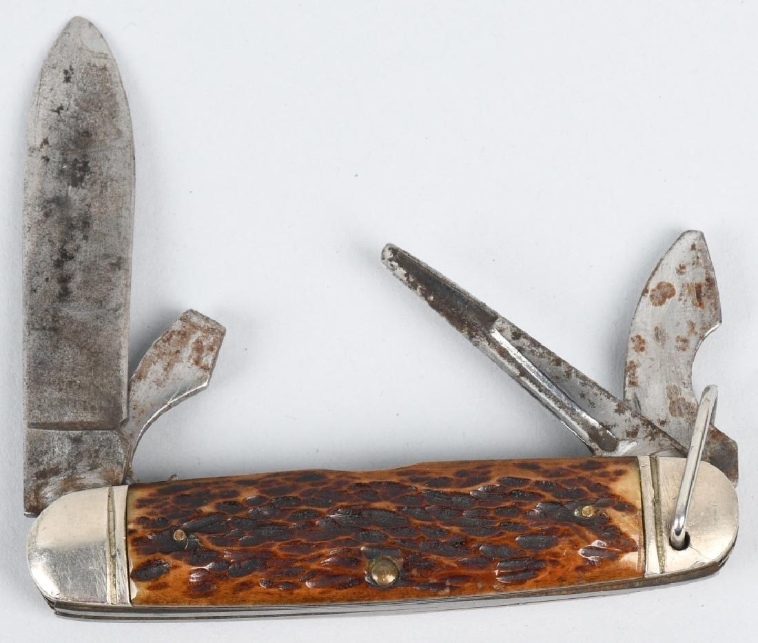 4 - ADVERTISNG POCKET KNIVES BUSTER BROWN ETC... - 3