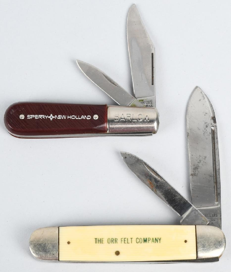 4 - ADVERTISNG POCKET KNIVES BUSTER BROWN ETC... - 4