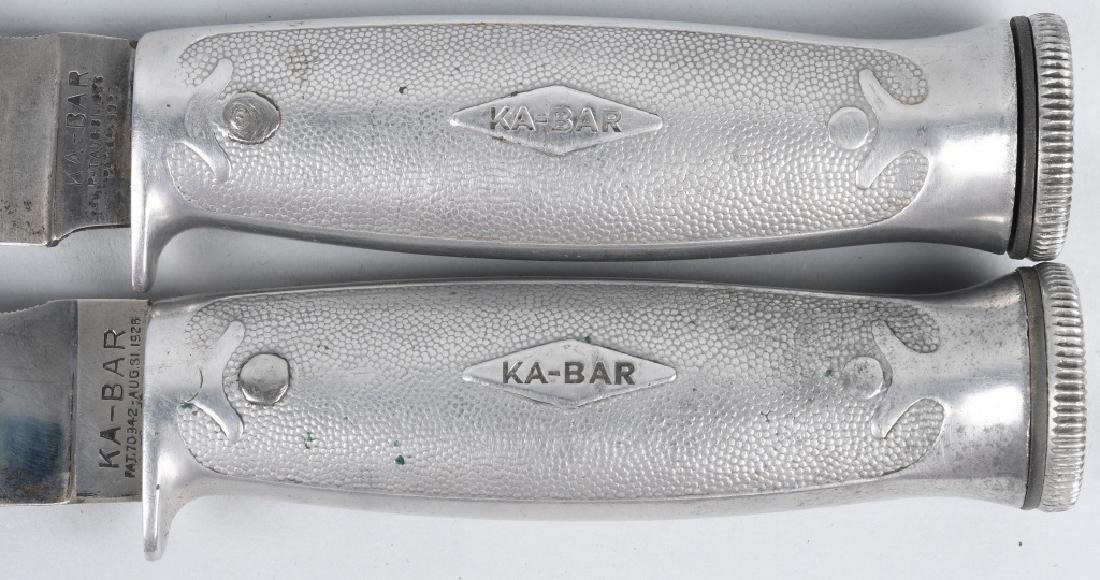 2- KA-BAR HUNTER FAVORITE SURVIVAL KNIFES - 4