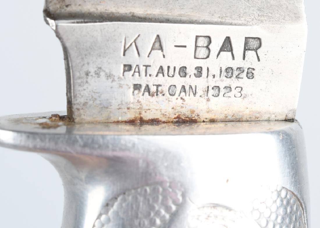 2- KA-BAR HUNTER FAVORITE SURVIVAL KNIFES - 5
