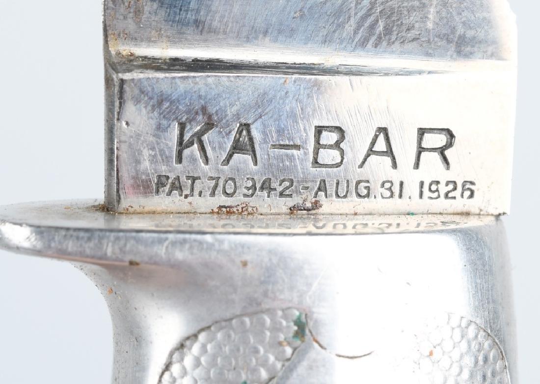 2- KA-BAR HUNTER FAVORITE SURVIVAL KNIFES - 6
