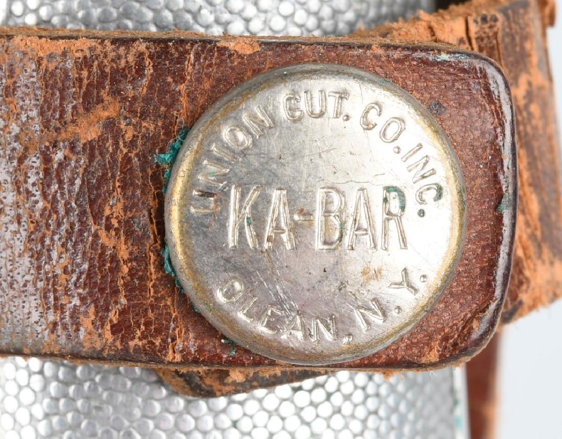 2- KA-BAR HUNTER FAVORITE SURVIVAL KNIFES - 7