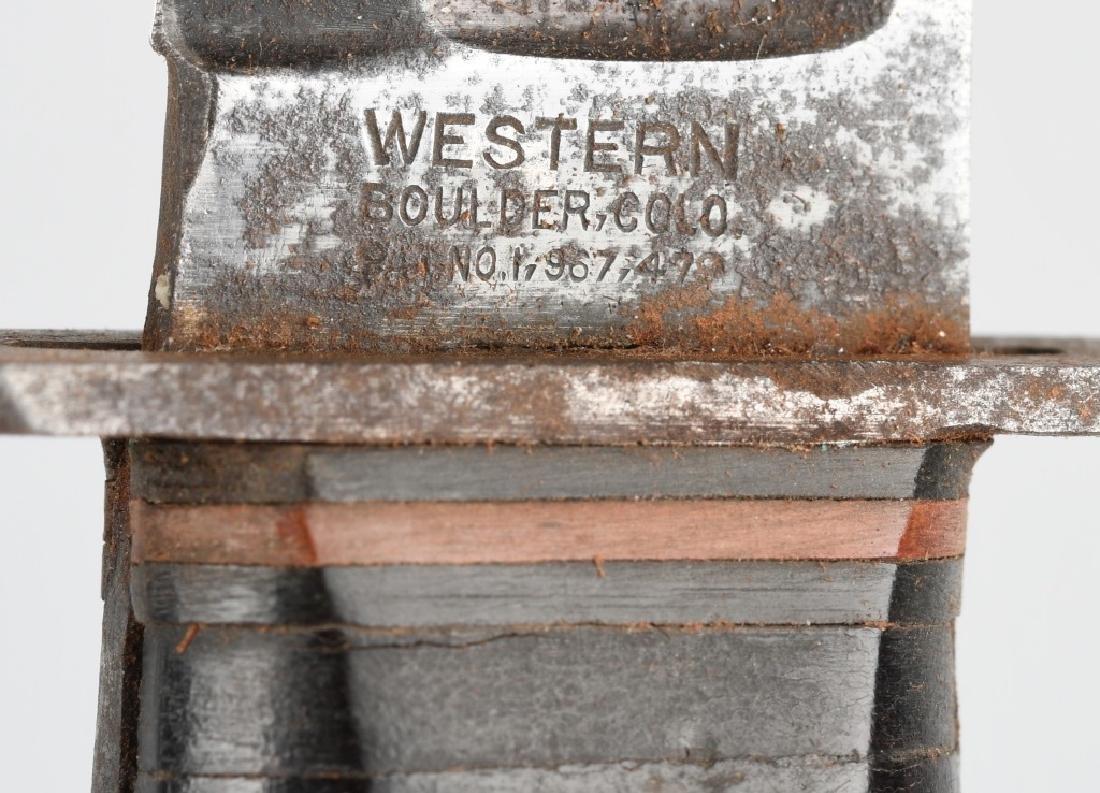 3 - KNIVES CASE WESTERN WENSKE - 4