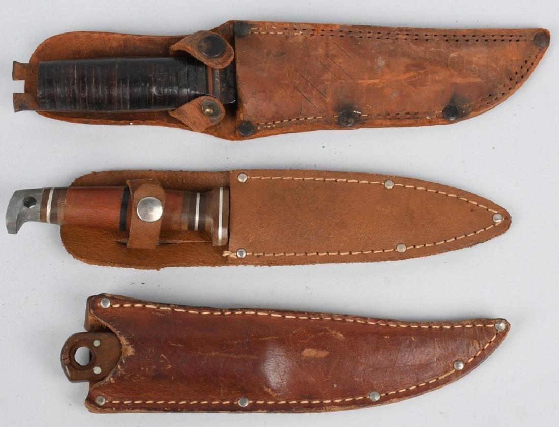 3 - KNIVES CASE WESTERN WENSKE - 6