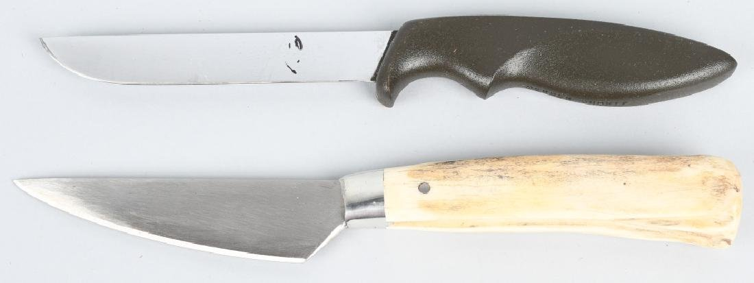 4- HUNTER KNIVES IMPERIAL S&W COX GERBER - 3