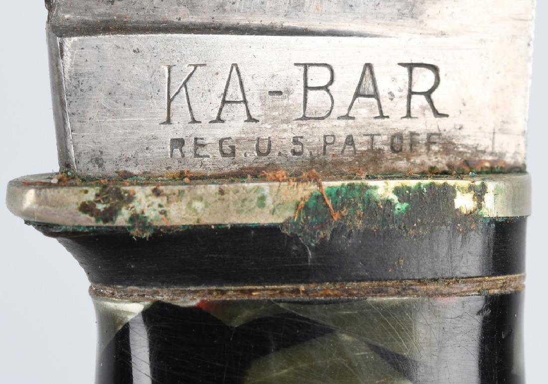 3- KA-BAR SCHRADE HUNTER SKINNER KNIVES - 4