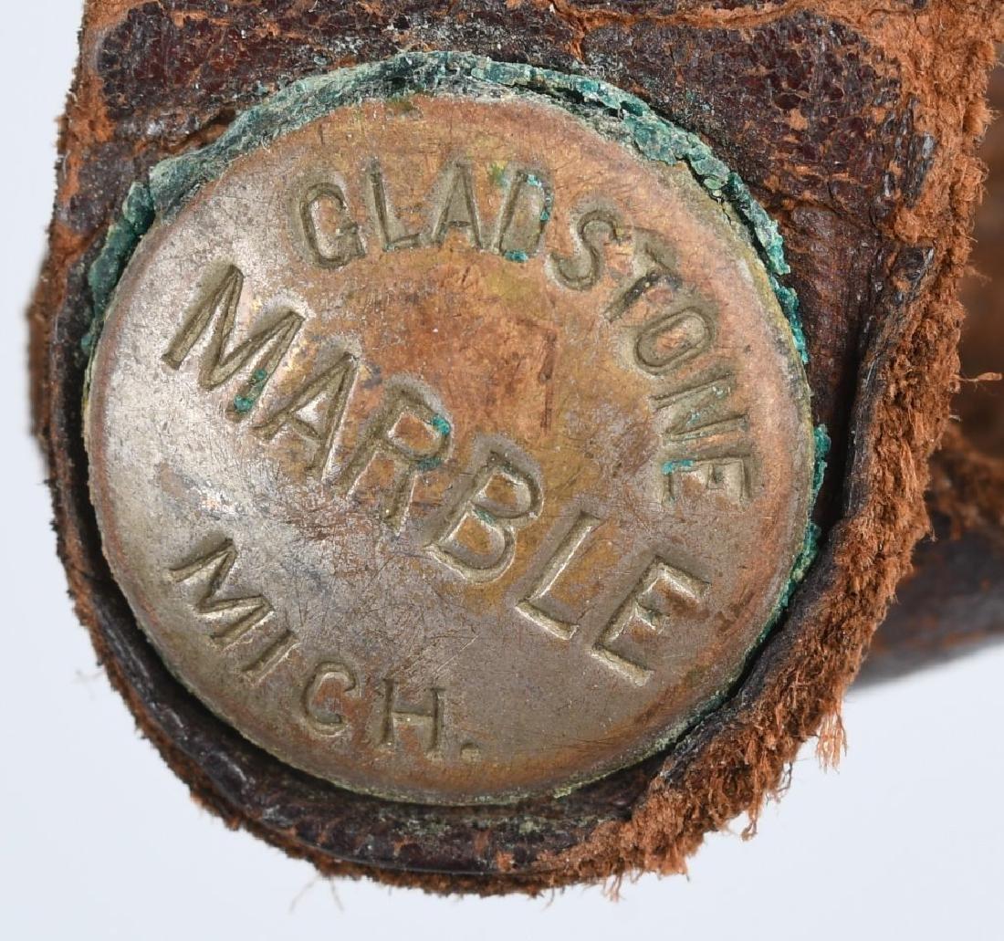 2 MARBLES KNIVES EXPERT & CANOE - 6