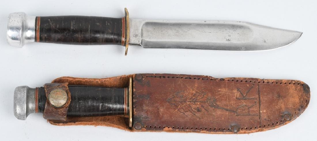 2 MARBLES KNIVES EXPERT & CANOE - 7
