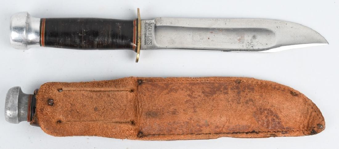 2 MARBLES KNIVES EXPERT & CANOE - 9