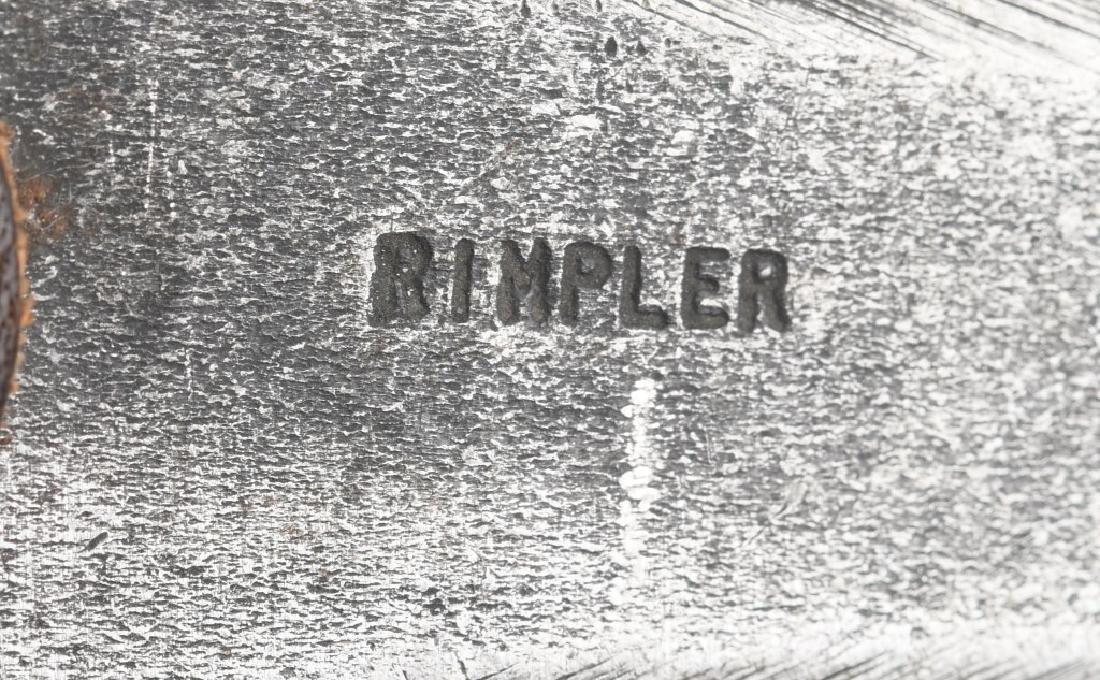 RIMPLER THROWING KNIFE & FRENCH LEBEL BAYONET - 4