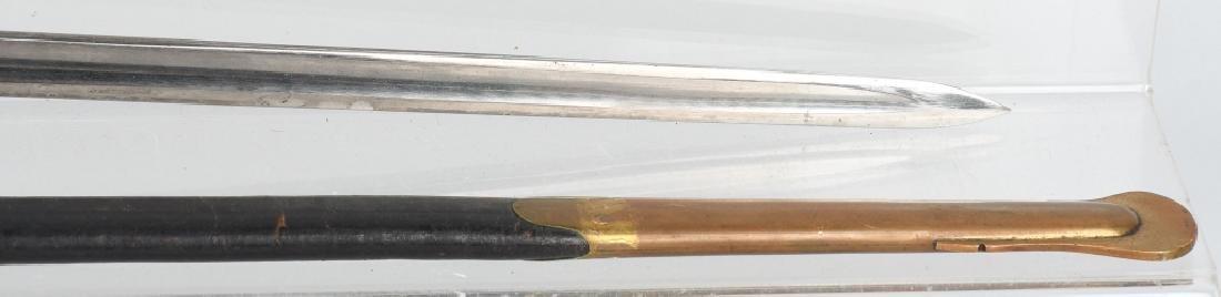 CIVIL WAR M 1840 NCO SWORD - AMES - 1864 - 4