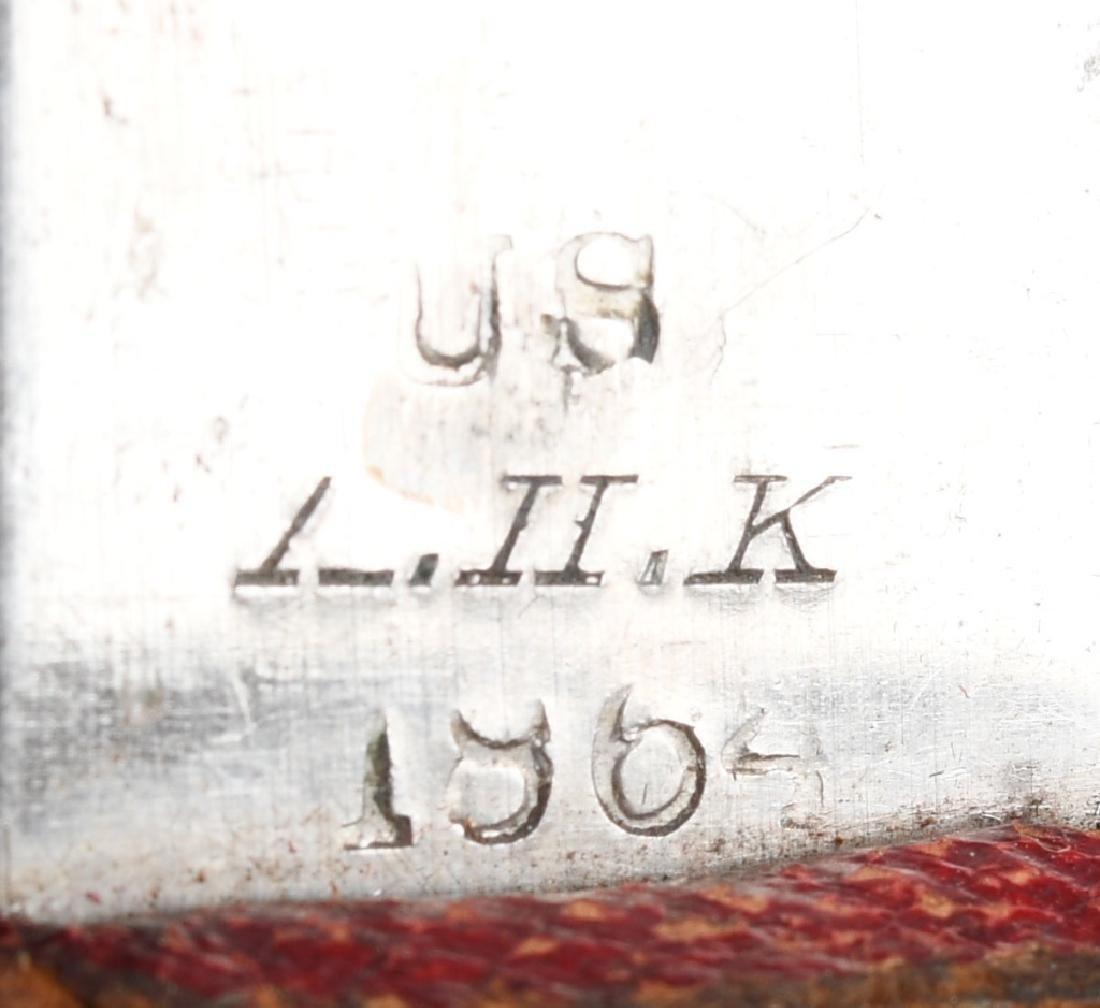 CIVIL WAR M 1840 NCO SWORD - AMES - 1864 - 6