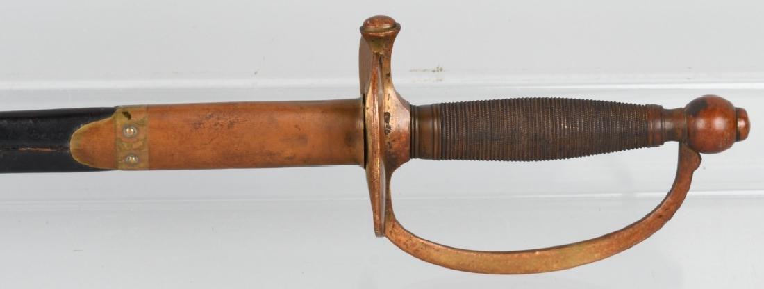 CIVIL WAR M 1840 NCO SWORD - AMES - 1864 - 9