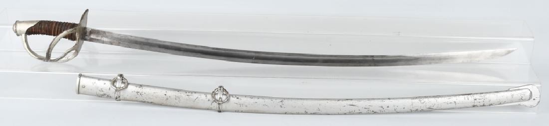 CIVIL WAR M 1840 CAVALRY SABER IMPORT - IRON GUARD