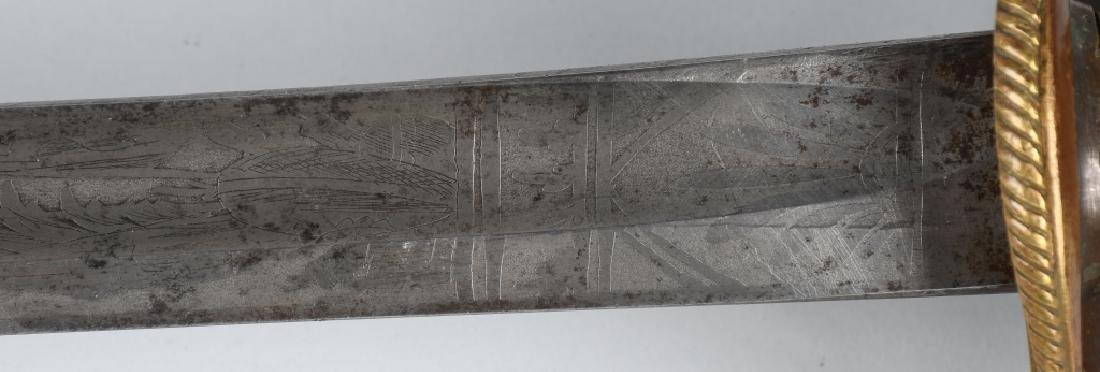 CIVIL WAR PRESENTATION GRADE M 1850 FOOT OF. SWORD - 8