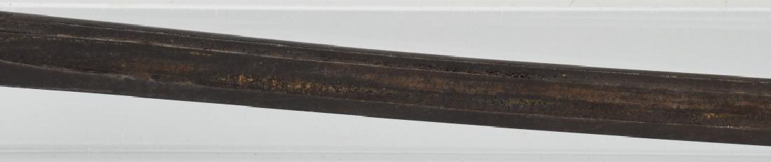 CIVIL WAR M 1850 FOOT OFFICERS SWORD - 3